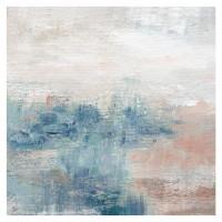 Tablou canvas Decor, abstract CV07794, panza + sasiu, 60 x 60 cm