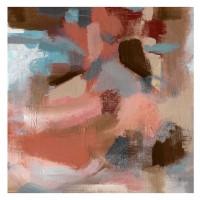 Tablou canvas Decor, abstract CV07784, panza + sasiu, 60 x 60 cm