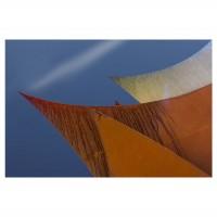 Tablou canvas Decor, abstract CV09746, panza + sasiu, 60 x 90 cm