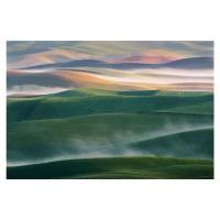 Tablou canvas Decor, peisaj CV09565, panza + sasiu, 60 x 90 cm