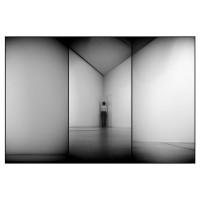 Tablou canvas Decor, abstract CV09510, panza + sasiu, 60 x 90 cm