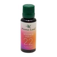 Ulei parfumat hidrosolubil, Aroma Land, iasomie, 30 ml
