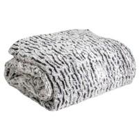 Patura pentru pat Royal Victoria, 100 % poliester, fleece, 150 x 200 cm