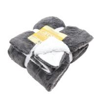 Patura de pat Caressa GS3920, 100 % poliester, 200 x 220 cm