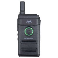 Statie radio emisie / receptie PMR portabila PNI PMR R10 PRO, 16 canale, 446 MHz, 0.5 W, acumulator Li-Ion, scanare canale, economizor automat de energie, monitorizare canale, coduri securitate CTCSS DCS, functii programabile