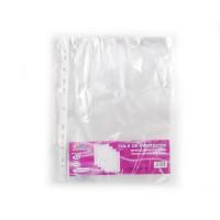 Mape protectie Arhi Design, folii transparente, A4, set 10 bucati