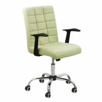 Scaun birou directorial OFF 603, rotativ, imitatie piele, bej, 1C