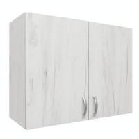 Dulap suspendat bucatarie, stejar alb, 80 x 30 x 60 cm, 1C