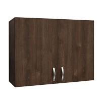Dulap suspendat bucatarie, stejar bronz, 80 x 30 x 60 cm, 1C