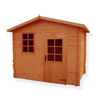 Casuta pentru gradina, cu fereastra, Blaj, lemn, 280 x 198 cm