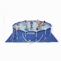 Prelata piscina Intex 58932, vinyl, 472 x 472 cm