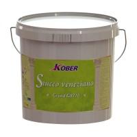 Amorsa perete Kober Stucco Veneziano G8710, interior, cer albastru, 5 kg