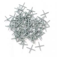 Distantiere pentru gresie si faianta 1.5 mm (100 buc)