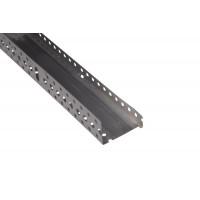 Profil aluminiu U termosistem, interior / exterior, 150 x 2000 mm