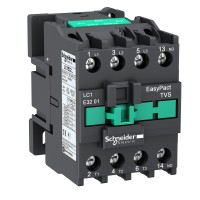 Contactor TVS 32A 3P 1ND 2.2kW 220V LC1E3210M5