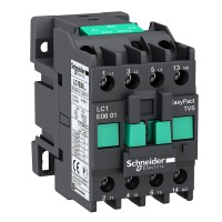 Contactor TVS 6A 3P 1ND 2.2kW 220V LC1E0610M5