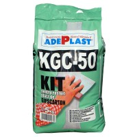 Kit de rostuit placi gips carton Adeplast KGC-50, 5 kg