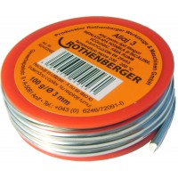 Aliaj pentru lipire, Rothenberger, 3 mm, 100 g