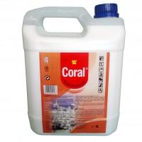 Amorsa perete Coral, interior / exterior, 4 L