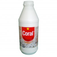 Amorsa perete Coral, interior / exterior, 1 L