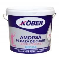 Amorsa perete Kober G8104, interior / exterior, 4 L