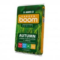 Ingrasamant pentru gazon Garden Boom, pentru toamna, granule, 15 kg
