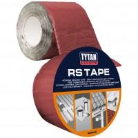 Banda bituminoasa autoadeziva, pentru hidroizolatie acoperis, caramiziu, Tytan Professional, 10 m x 75 mm