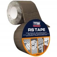 Banda bituminoasa autoadeziva, pentru hidroizolatie acoperis, negru antracit, Tytan Professional, 10 m x 75 mm