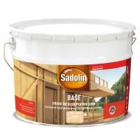 Grund pentru lemn, Sadolin Base, incolor, 10 L