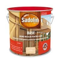 Grund pentru lemn, Sadolin Base, incolor, 2.5 L