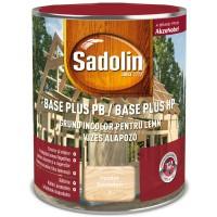 Grund pentru lemn, Sadolin Base Plus PB, incolor, 0.75 L