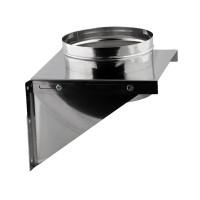 Baza sustinere cos, inox, 200/250 mm