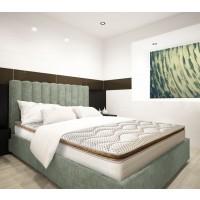 Saltea pat Bedora Intense Memory, cu arcuri individuale + topper memory, 180 x 200 cm