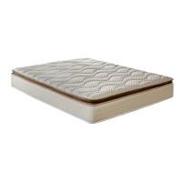 Saltea pat Bedora Intense Memory + topper, 140 x 200 cm, cu arcuri + spuma poliuretanica + memory
