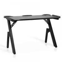 Birou gaming OFF 300, negru, 120 x 74 x 60 cm