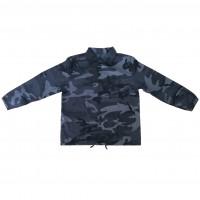 Bluza salopeta Bangsonic, poliester + bumbac, camuflaj gri, marimea 44
