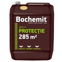 Concentrat antifungic pentru lemn, Bochemit Opti F, transparent, interior / exterior, 5 kg