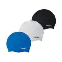 Casca pentru inot din silicon Intex 58680/55991