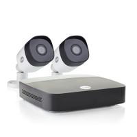 Kit supraveghere Smart Home X2 SV-4C-2ABFX-2, 2 camere 1080p, interior / exterior