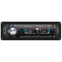 Radio CD / MP3 player auto Carguard CD 201, 4 x 45 W, 5 DIN, USB, SD / MMC, Aux in, telecomanda