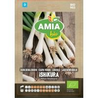 Seminte legume bio Amia, ceapa verde Blanc Ishikura