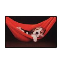 Covoras bucatarie Davo Pro 33028 puppy nylon dreptunghiular multicolor 50 x 80 cm