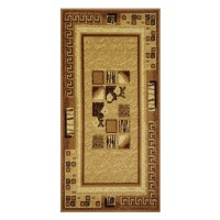 Covor living / dormitor Carpeta Berber 04491-20224 polipropilena BCF dreptunghiular crem 150 x 240 cm