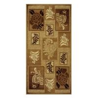Covor living / dormitor Carpeta Berber 45891-20222 polipropilena BCF dreptunghiular crem 80 x 150 cm