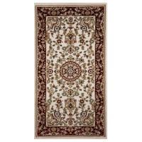 Covor living / dormitor Carpeta Atlas 82271-41333 polipropilena heat-set dreptunghiular crem 200 x 300 cm