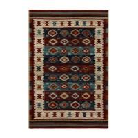 Covor living / dormitor Carpeta Atlas 86991-41622 polipropilena heat-set dreptunghiular multicolor 200 x 300 cm