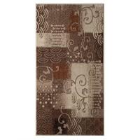 Covor living / dormitor Carpeta Delta 87031-43255 polipropilena heat-set dreptunghiular bej 160 x 230 cm