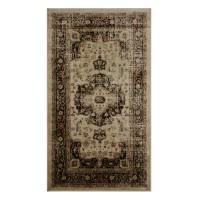 Covor living / dormitor Oriental Weavers Leone W 312/KO3 polipropilena soft, heat-set dreptunghiular bej 120 x 170 cm