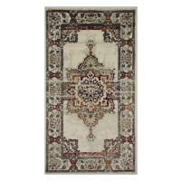 Covor living / dormitor Oriental Weavers Satchi W 1331/GB4 polipropilena heat-set dreptunghiular bej 160 x 235 cm