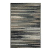 Covor living / dormitor Sintelon Antico 25KGK polipropilena + poliester dreptunghiular gri 140 x 200 cm